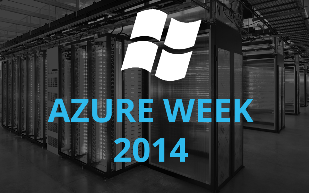 Windows Azure Week